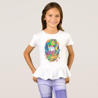 Meerjungfrau-Doktor Prinzessin - tragende Gläser! T-Shirt
