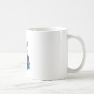 Meerjungfrau Kaffeetasse