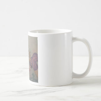 Meerjungfrau-Musik Kaffeetasse