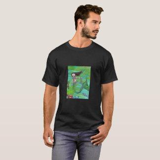 Meerjungfrau-Schatz-Shirt T-Shirt