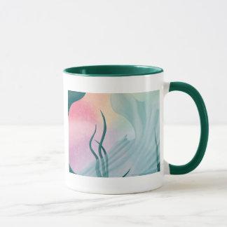 Meerjungfrau-Schwanz-Tasse Tasse