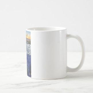 Meerjungfrau-Springen Kaffeetasse
