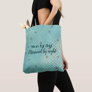 Meerjungfrau stuft Taschen-Tasche ein Tasche