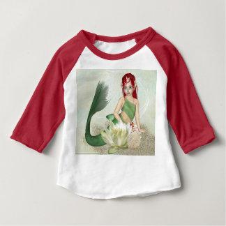 Meerjungfrau-T-Shirt Baby T-shirt