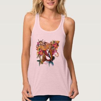 Meerjungfrau-T-Shirt