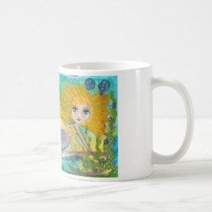 Meerjungfrau-Tasse Kaffeetasse