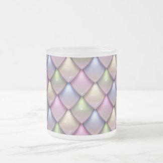 Meerjungfrauen-Tasse Mattglastasse