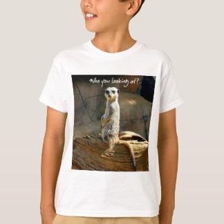 Meerkat Humor-T - Shirt