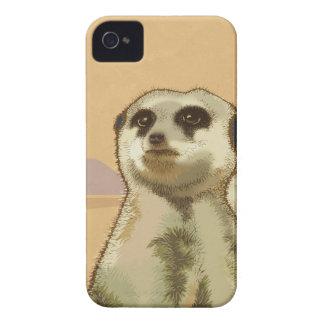 Meerkat iPhone 4 Case-Mate Hüllen