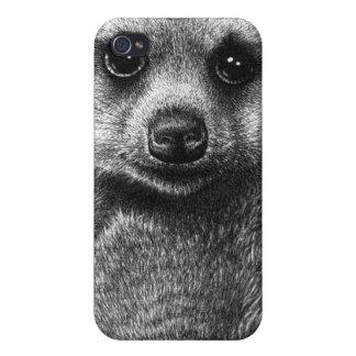 Meerkat iPhone 4 Schutzhüllen