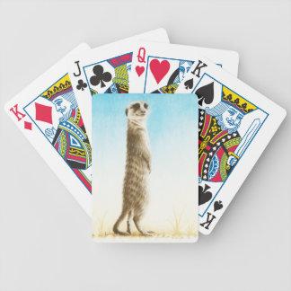 Meerkat Pokerkarten