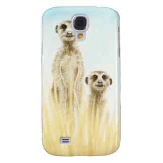 Meerkats Galaxy S4 Hülle