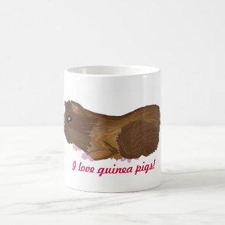 Meerschweinchen der Liebe I! Kaffeetasse