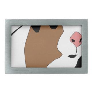 Meerschweinchen-Illustration Rechteckige Gürtelschnallen