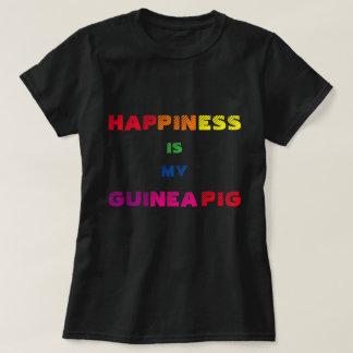 Meerschweinchen-Liebhaber-Shirt T-Shirt