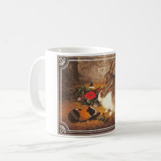 Meerschweinchen-und Kaninchen-Tasse Kaffeetasse