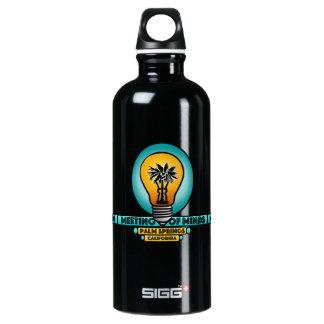 MeetingOfMindsPalmSprings Aluminiumwasserflasche