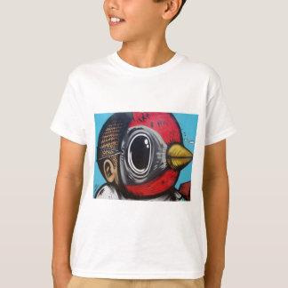 Mega- verärgerter Vogel T-Shirt