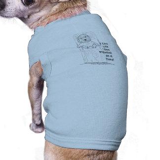 MegaE Gekritzel-Hundebehälter Top