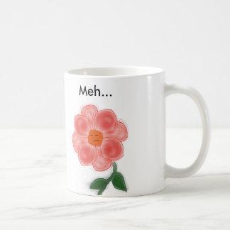 Meh Blumen-Kaffeetasse Kaffeetasse