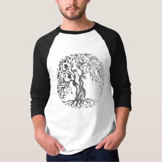 Mehndi Baum des Lebens (Hennastrauch) T-Shirt