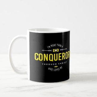 Mehr als eine Eroberer-Tasse Tasse