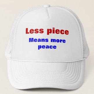 Mehr Friedensfernlastfahrerhüte Truckerkappe
