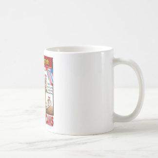 Mehr GOP-Finger-Marionetten Kaffeetasse