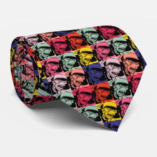 Mehrfaches Gesicht Krawatte