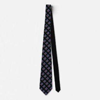 Mehrfachverbindungsstelle farbige krawatte