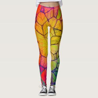 Mehrfarben Leggings