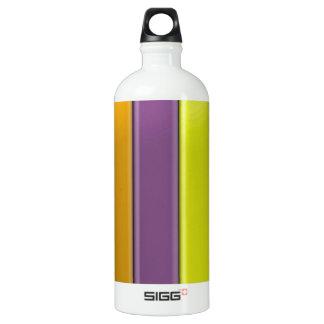 Mehrfarben-SPEKTRUM - elegante coole Energie Aluminiumwasserflasche