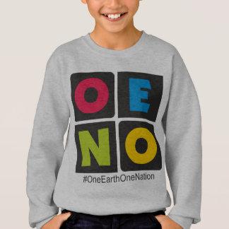 Mehrfarben Sweatshirt