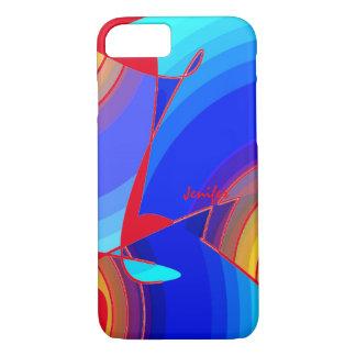 Mehrfarbenkasten für iPhone 6 iPhone 8/7 Hülle