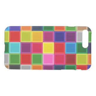 Mehrfarbige Quadrate Girly iPhone 7 Plusfall iPhone 7 Plus Hülle