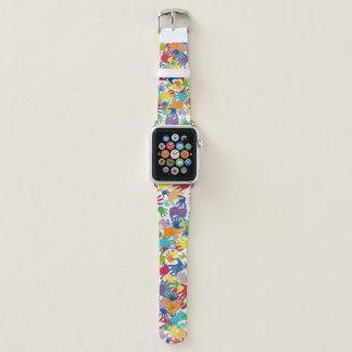 Mehrfarbiges HandApple-Uhrenarmband Apple Watch Armband