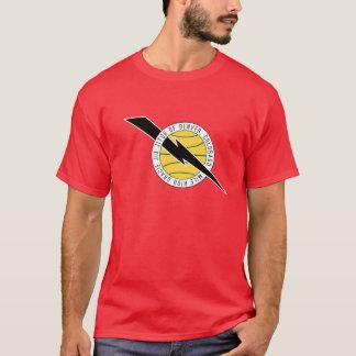 Meile hohe Gracie Jiu Jitsu Guanabara Flagge T-Shirt