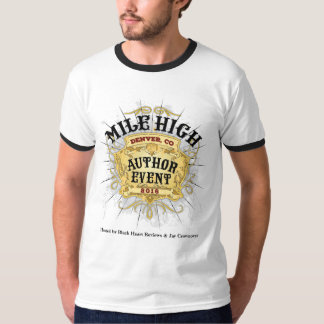 Meilen-der Wecker-T - Shirt der hohen