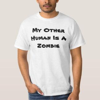 Mein anderer Mensch ist ein Zombie T-Shirt