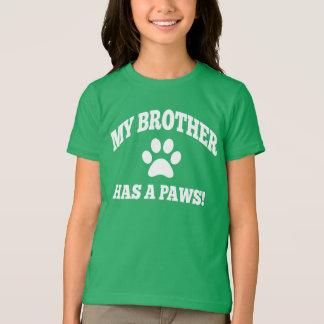 Mein Bruder hat Tatzen T-Shirt
