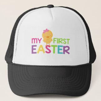Mein erstes Ostern - Mädchen Truckerkappe