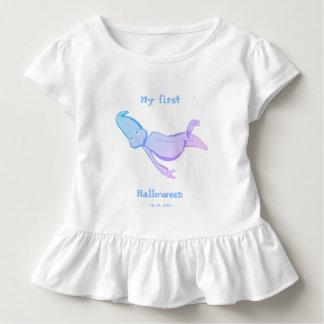 Mein erstes personalisiertes Halloween Stylized Kleinkind T-shirt