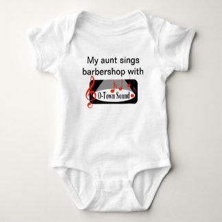 Mein Friseursalon Tante Sings Baby Strampler