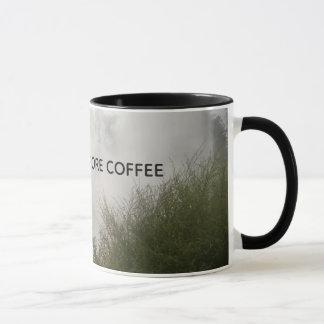 """""""Mein Gehirn vor Kaffee """" Tasse"""