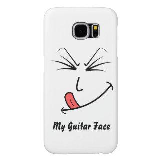 Mein Gitarren-Gesicht