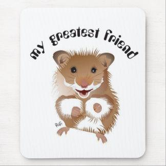 Mein grösster Freund, Hamster Mauspad