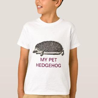 MEIN HAUSTIER-IGEL - Sie sollten ein erhalten T-Shirt