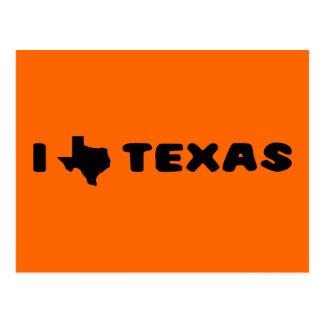 Mein Herz gehört in Texas (2) Postkarte