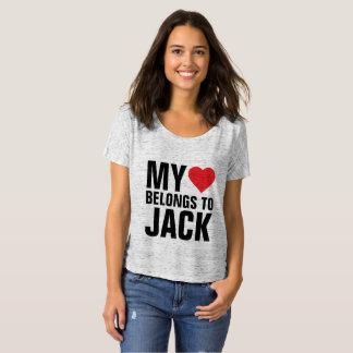 Mein Herz gehört Jack T-Shirt