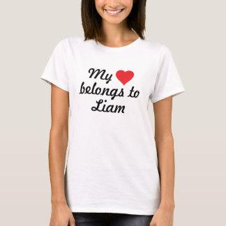Mein Herz gehört Liam T-Shirt